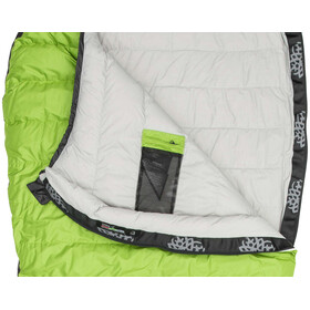 Nordisk Celsius -10° Sleeping Bag L peridot green/black